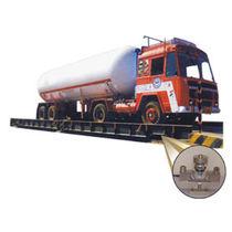 Brückenwaage für Fahrzeuge / Stahl / robust / elektronisch