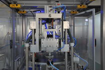 Automatische Montagemaschine / zur industriellen Anwendung / Drehtisch