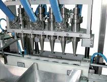 Flüssigmedien-Dosiergerät / für die Lebensmittelindustrie