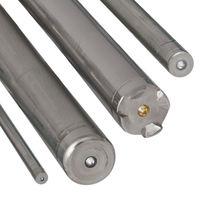 Glasfasersonde / robust / Tauch / für Industrieanwendungen