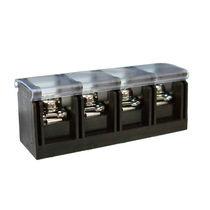 Schraubanschluss-Reihenklemme / für Leiterplatte / Kunststoff