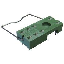 Relaissockel für Leiterplatte