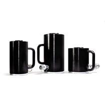 Hydraulischer Zylinder / einfachwirkender Federrückstellung / Leichtbauweise / aus Aluminium