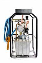 Luftbetriebene Pumpe / für hohe Förderleistung / robust / kompakt