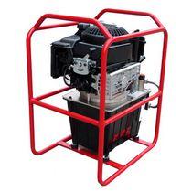 Hydraulikaggregat mit Verbrennungsmotor / für mobile Anwendungen / für Baustellen / Hochdruck