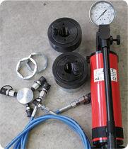 Hydraulischer Spannbolzen / einstufig / automatisch