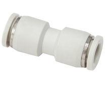 Push-to-Lock-Anschluss / gerade / pneumatisch / aus PU