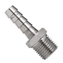 Schraubanschluss / Push-in / gerade / hydraulisch