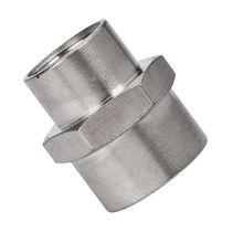 Schraubanschluss / gerade / hydraulisch / pneumatisch