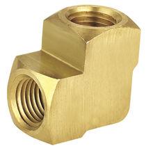 Schraubanschluss / Winkel / hydraulisch / pneumatisch