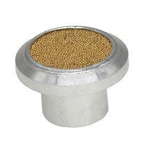 Abgasschalldämpfer / für Filter / für Ventil / für Druckluft