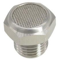 Abgasschalldämpfer / Flusskontrolle / für Rohre / für Schraubenkompressor