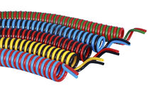 Schlauch für Druckluft / Polyurethan / Schling