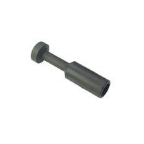 Schraubanschluss / gerade / pneumatisch / aus Verbundwerkstoff