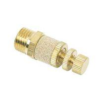 Abgasschalldämpfer / Druckregel / Flusskontrolle / für Filter