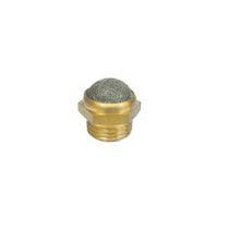 Abgasschalldämpfer / für Filter / für Luftreinigungs Installationen / für Druckluft