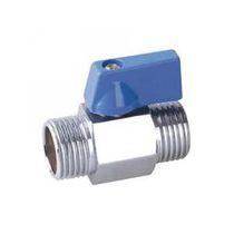 Kugelventil / pneumatisch gesteuert / für Gas / Gewinde