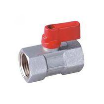 Kugelventil / pneumatisch gesteuert / für Gas