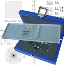 Kalibriergerät für Mikroskope / zur Messung an Mikronenskala