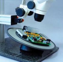 Neigungstisch / manuell / für Mikroskope / vakuumkompatible