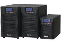 USV mit Doppelkonvertierung / für batterie / mit LCD-Display / für Überspannung