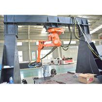 Edelstahl-Schneidmaschine / 3D-Laser / Blech / CNC