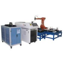 Faserlaser-Schweißmaschine / Roboter / Präzision / CNC