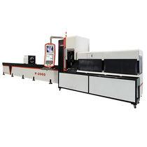 Faserlaser-Schneidemaschine / Stahl / Edelstahl / Rohr