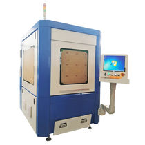 Metallschneidemaschine / Faserlaser / Blatt / für Goldschmiede