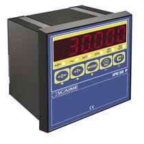 Digitaler Wägeindikator / LED-Display / Schalttafelmontage