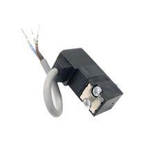 2-Wege-Magnetventil / NC / mit Verriegelung