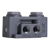 4-Kanal-Ventil / pneumatisch gesteuert / Steuerung / für Industrieanwendungen