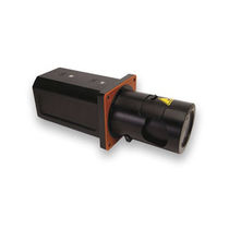 Quetsch Ventil / pneumatisch gesteuert / aus Aluminium / kompakt