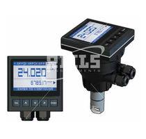 Turbinen-Durchflussmesser / für Flüssigkeiten / Eintauchfühler / IP65