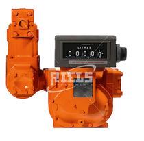Volumetrischer Zähler/Durchflussmesser / Analog / elektromechanisch / für Benzin