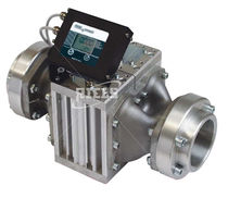 Ovalrad-Durchflussmesser / für Kraftstoff / für Öl / kompakt