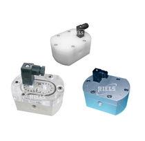 Elektronischer Zähler / Ovalrad / Flüssigkeit