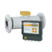 Ultraschall-Durchflussmesser / für leitende Flüssigkeit