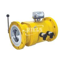 Volumenzähler / elektromechanisch / kompakt / Gas
