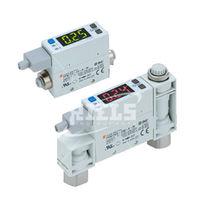 Thermischer Durchflusswächter / für Gas / digital / mit Indikator