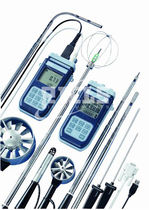 Heißdraht-Anemometer / digital / tragbar