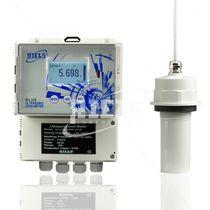 Ultraschall-Niveautransmitter / für Flüssigkeiten / für Tanks / kompakt