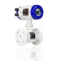 Elektromagnetischer Durchflussmesser / für leitende Flüssigkeit / IP65 / IP68