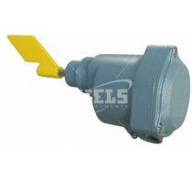 Drehflügel-Niveauschalter / für Feststoffe / Edelstahl / kompakt