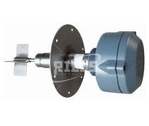 Drehflügel-Niveauschalter / elektromechanisch / für Feststoffe / Edelstahl