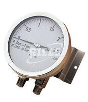 Analoges Manometer / Membran / Differential / für Gas