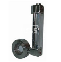 Schwebekörper-Durchflussmesser / für Flüssigkeiten / mit direkter Anzeige / Metallrohr