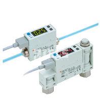 Thermischer Durchflusswächter / für Luft / für Gas / mit Digitalanzeige