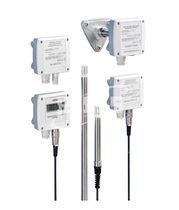 Feuchte- und Temperatursensor / Relativ / Eintauchfühler / Luft / mit Analogausgang