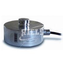 Druckkraft-Wägezelle / Knopf / Edelstahl / Dehnungsmessstreifen